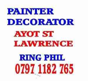 Painter Decorator Ayot St Lawrence
