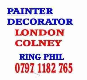 painter decorator London Colney
