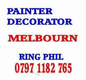 Painter Decorator Melbourn