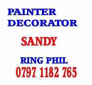 painter decorator sandy