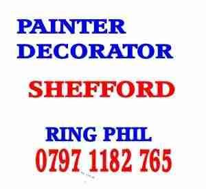 painter decorator Shefford