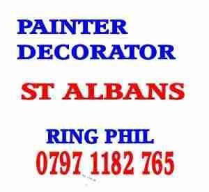 Painter decorator St Albans