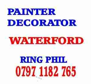 painter decorator waterford