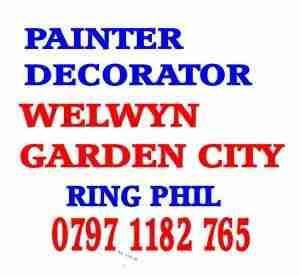 painter decorator Welwyn Garden City