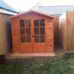Shed assembly Fairfield Park
